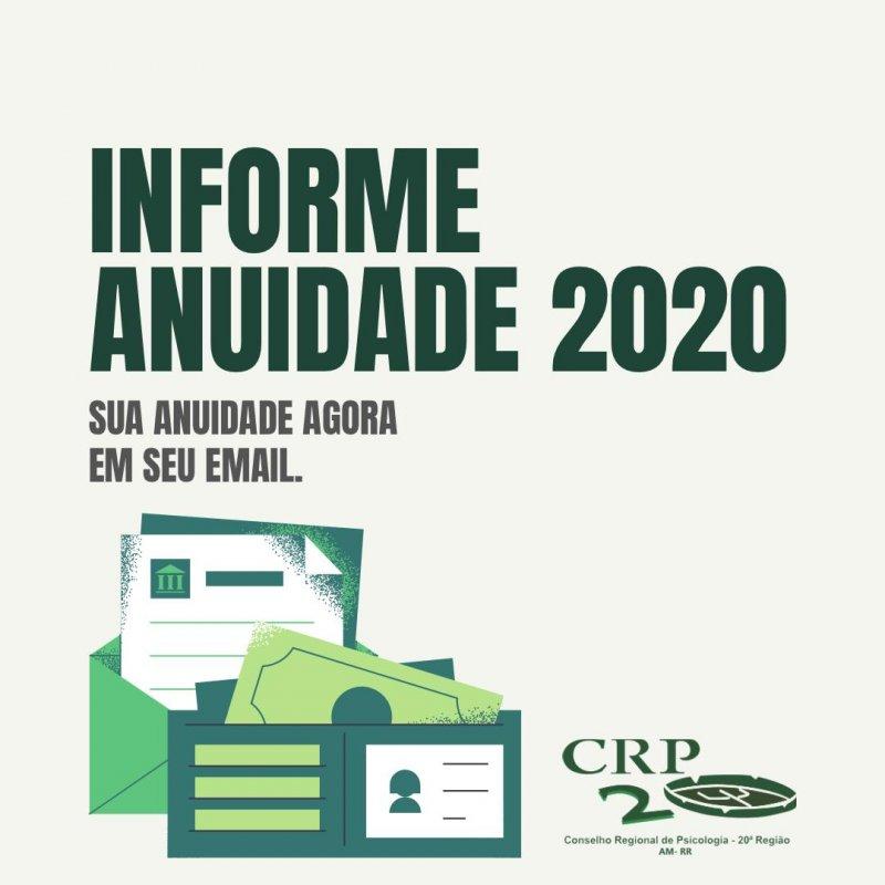 Informe Anuidade 2020