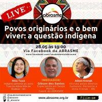 LIVE ABRASME - 28.05 às 19h